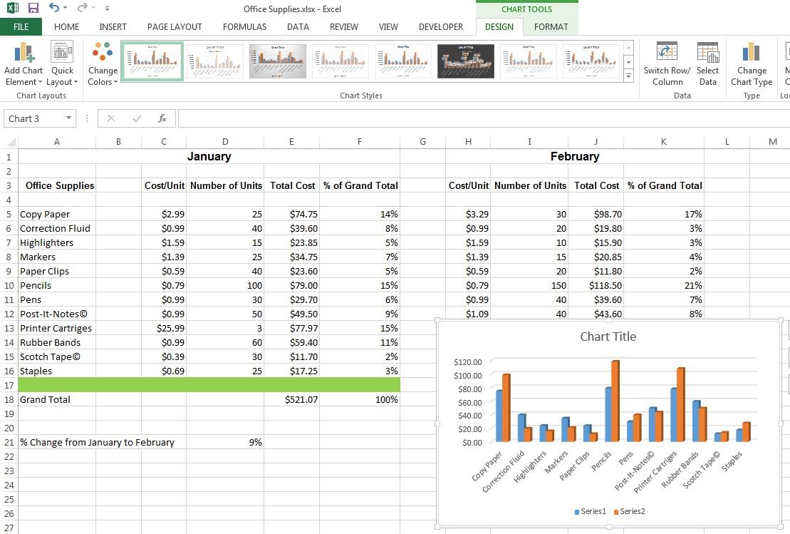 how to make cells bigger in excel 2013